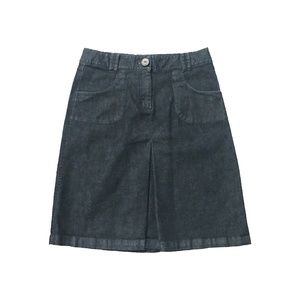 Talbots Stretch Denim Skirt